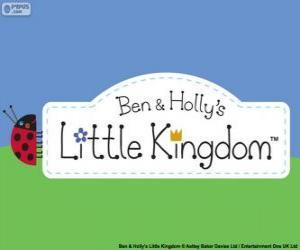 Rompicapo di Logo de Il piccolo regno di Ben e Holly