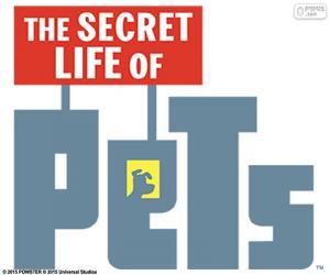 Rompicapo di Logo de The Secret Life of Pets