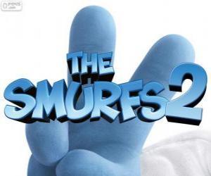 Rompicapo di Logo del film I Puffi 2, The Smurfs 2