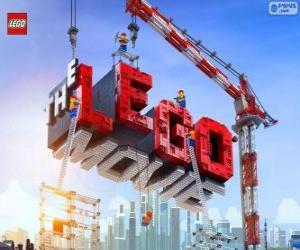 Rompicapo di Logo del film Lego