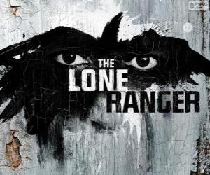 Rompicapo di Logo del film Lone Ranger
