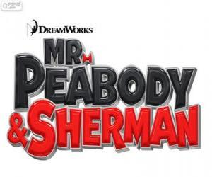 Rompicapo di Logo del film Mr Peabody e Sherman
