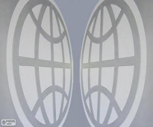 Rompicapo di Logo della Banca Mondiale