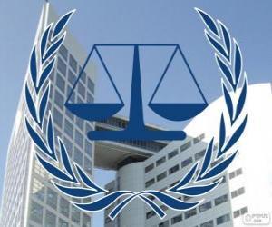Rompicapo di Logo della CPI, Corte Penale Internazionale