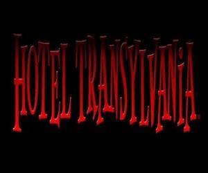 Rompicapo di Logo dell'Hotel Transylvania