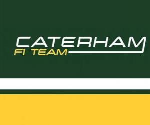 Rompicapo di Logo di Caterham F1 Team
