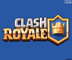 Rompicapo di Logo di Clash Royale