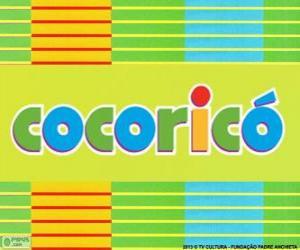 Rompicapo di Logo di Cocorico