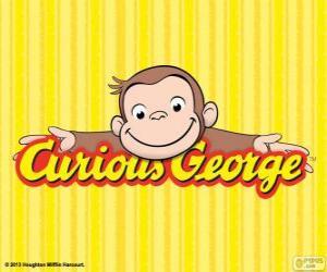 Rompicapo di Logo di Curious George, Curioso come George