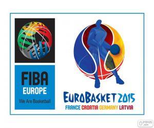 Rompicapo di Logo di EuroBasket 2015