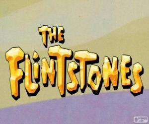 Rompicapo di Logo d'I Flintstones