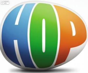Rompicapo di Logo di Hop