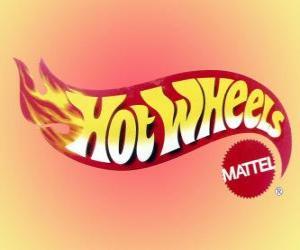 Rompicapo di Logo di Hot Wheels da Mattel