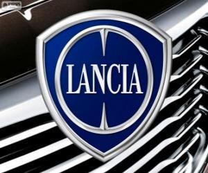 Rompicapo di Logo di Lancia, marchio italiano