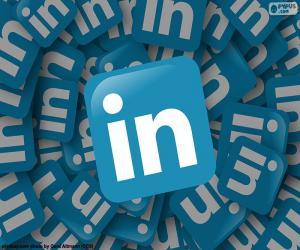 Rompicapo di Logo di LinkedIn