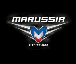 Rompicapo di Logo di Marussia F1 Team