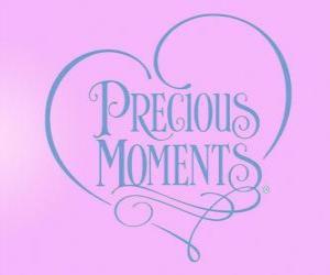 Rompicapo di Logo di Momenti Preziosi - Precious Moments