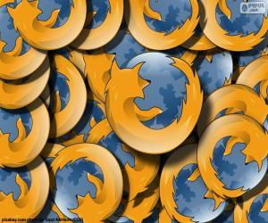 Rompicapo di Logo di Mozilla Firefox