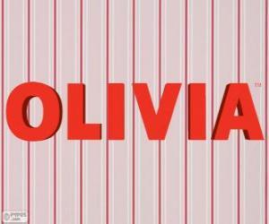 Rompicapo di Logo di Olivia