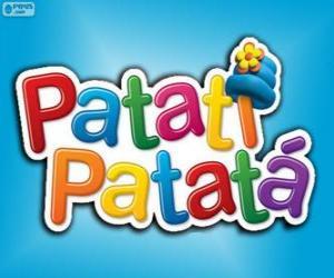 Rompicapo di Logo di Patatí Patatá
