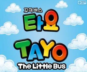 Rompicapo di Logo di TAYO il piccolo Bus