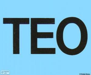 Rompicapo di Logo di Teo