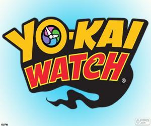 Rompicapo di Logo di Yo-kai Watch
