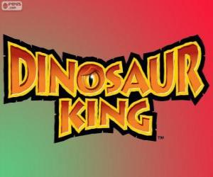 Rompicapo di Logo Dinosaur King