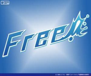 Rompicapo di Logo Free! - Iwatobi Swim Club