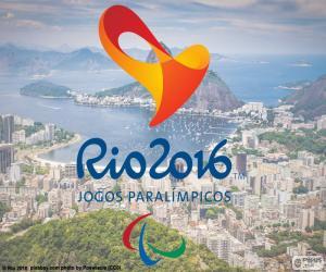 Rompicapo di Logo G. Paralimpici Rio 2016