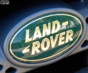 Rompicapo di Logo Land Rover