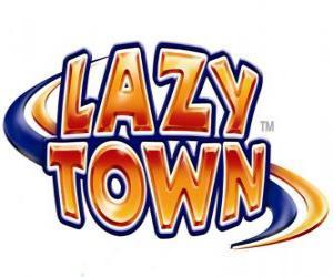 Rompicapo di Logo Lazy Town