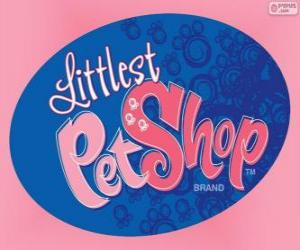 Rompicapo di Logo Littlest PetShop