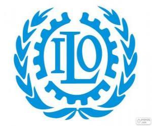 Rompicapo di Logo OIL, Organizzazione Internazionale del Lavoro