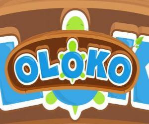 Rompicapo di Logo Oloko strategia di gioco online
