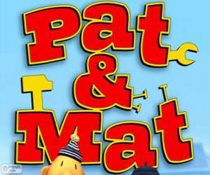 Rompicapo di Logo Pat e Mat