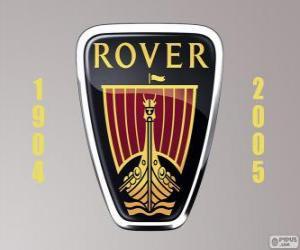 Rompicapo di Logo Rover è stata una casa automobilistica Regno Unito