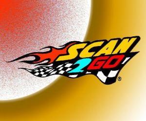Rompicapo di Logo Scan2Go