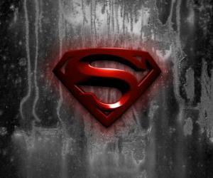 Rompicapo di Logo Superman