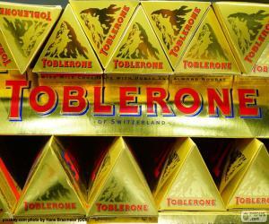 Rompicapo di Logo Toblerone