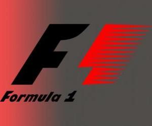 Rompicapo di Logo ufficiale della Formula 1
