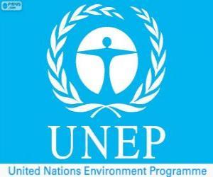 Rompicapo di Logo UNEP, Programma delle Nazioni Unite per l'Ambiente