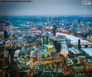 Rompicapo di Londra, Inghilterra
