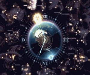 Rompicapo di L'orologio dello zodiaco