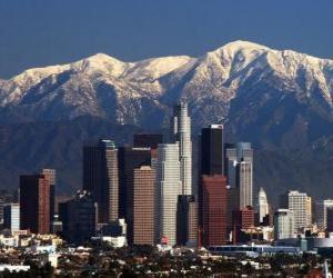 Rompicapo di Los Angeles, Stati Uniti
