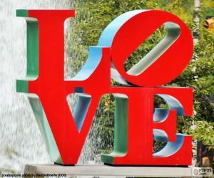 Rompicapo di LOVE, AMORE