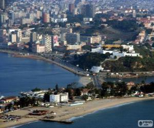 Rompicapo di Luanda, Angola