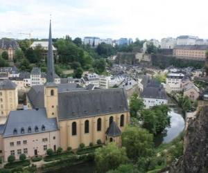 Rompicapo di Lussemburgo