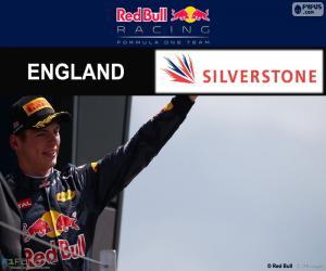 Rompicapo di M. Verstappen, GP G. Bretagna16