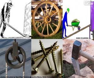 Rompicapo di Macchine semplici